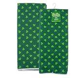 St. Patrick s Day Shamrock Towels Set of 2