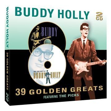 Buddy Holly - 20 Golden Greats: Buddy Holly - Zortam Music