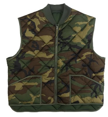 Camo Diamond Quilted Vest, Available in various sizes - Buy Camo Diamond Quilted Vest, Available in various sizes - Purchase Camo Diamond Quilted Vest, Available in various sizes (Rothco, Rothco Vests, Rothco Mens Vests, Apparel, Departments, Men, Outerwear, Mens Outerwear, Vests, Mens Vests)