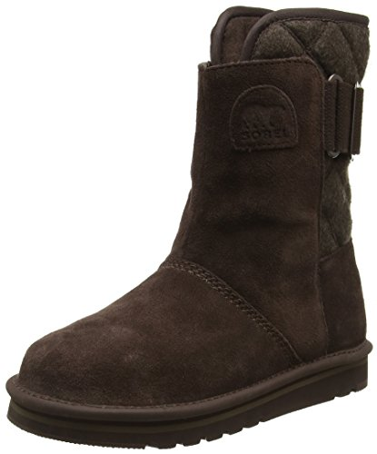 Sorel Newbie, Stivali Donna, Marrone (Hawk, Saddle 248), 39 EU