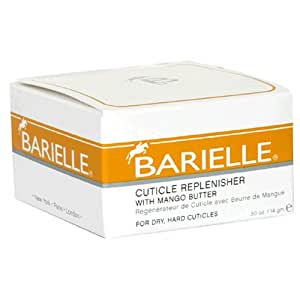 Barielle Cuticle Replenisher, with Mango Butter, .5-Ounces