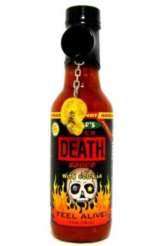 ブレアーズ アフターデスソース(Blair's After Death Sauce) 150ml 1本/辛さ20倍