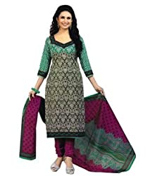 Airfashion Women's Unstiched Dress Material (SG-713_Multi_Free Size)