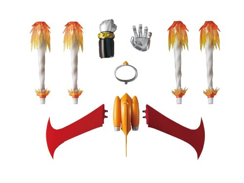 Bandai Tamashii Nations Mazinger Weapon Set -