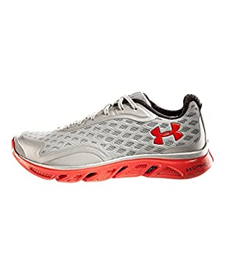 Under Armour Men's UA SpineTM RPM Running Shoes 9.5 Metallic Silver
