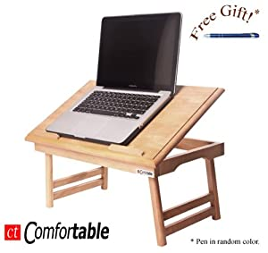 table de lit pliable pour pc portable notebook comfortable full table d 39 ordinateur portable. Black Bedroom Furniture Sets. Home Design Ideas