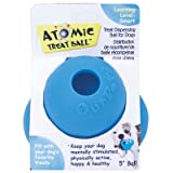 Interactive Food Delivery Toy - Atomic Treat Ball Size: 5""