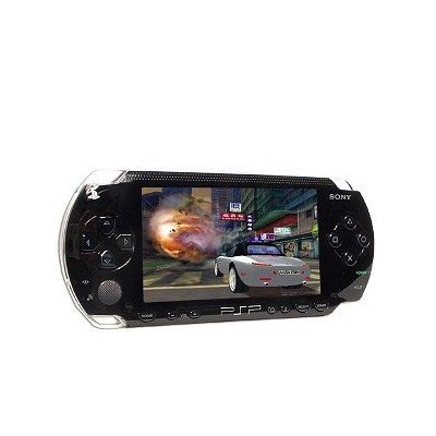 Sony Psp-1001K Playstation Portable (Psp) Value Pack (Black)