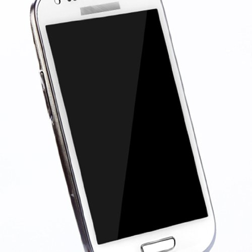 Full Lcd Touch Screen Digitizer Display+Bezel For White Samsung Galaxy S3 Mini I8190