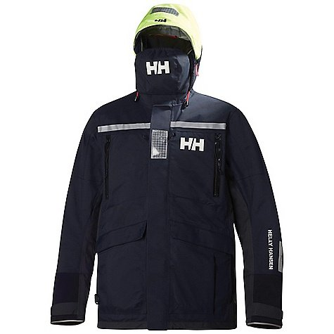 Helly Hansen Men's Offshore Jacket Navy Medium Guide
