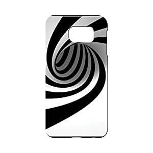 BLUEDIO Designer 3D Printed Back case cover for Samsung Galaxy S6 Edge Plus - G6349