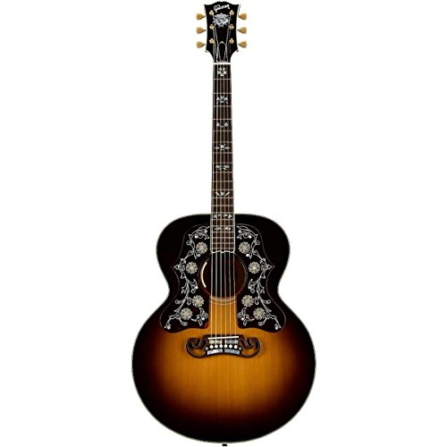 guitares lectro acoustiques gibson sj 200 custom bob. Black Bedroom Furniture Sets. Home Design Ideas