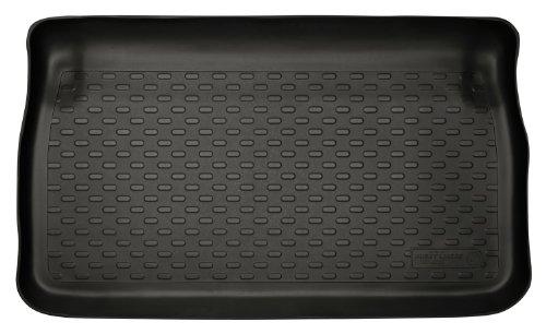 Husky per immondizia Custom Fit Molded posteriore Cargo Stow-N-Go-Rivestimento per sedile, colore: nero