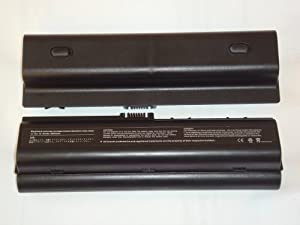 Dekcell Laptop Battery for HP Pavilion DV2000, DV6000 Series, PN. EV089AA