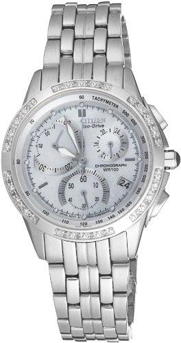 Citizen Damen-Armbanduhr Lady Chronograph Quarz FB1140-51D