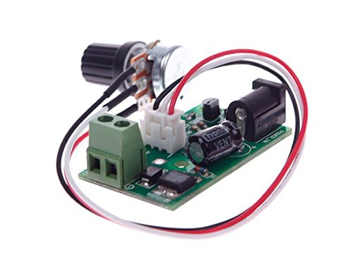 Hi-Q Pulse Width PWM DC Motor Speed Regulator Controller Switch 6V 12V 24V 3A