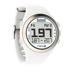 Bushnell Neo XS Montre de golf GPS White/Cobalt