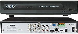 CIB J960H04N500G 960H H.264 HDMI 4 CH Network Security Surveillance DVR Recording System w/ 500GB HDD
