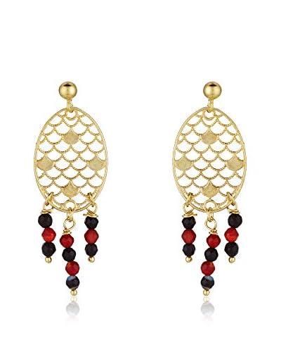 Cordoba Jewels Ohrringe vergoldetes Silber 925