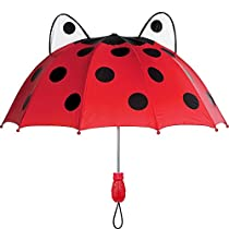 Kidorable Ladybug Umbrella (Red)