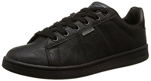 Jack & JonesJjbane Pu Sneaker Anthracite - Scarpe da Ginnastica Basse uomo , Marrone (Brown (Anthracite)), 42