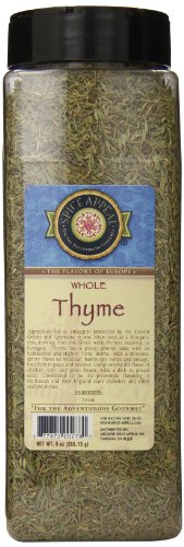 Spice Appeal Thyme, Whole, 9 Ounce