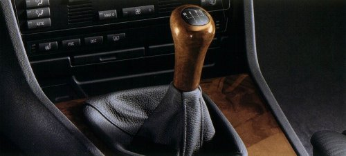 BMW Genuine Walnut Wood Shift Knob for E36 3 Series (1992 to 1999), E39 5 Series (1997 to 2003), E38 7 Series (1994 to 2001), Z3 (1995 to 2002) (Bmw Wood Shift Knob compare prices)