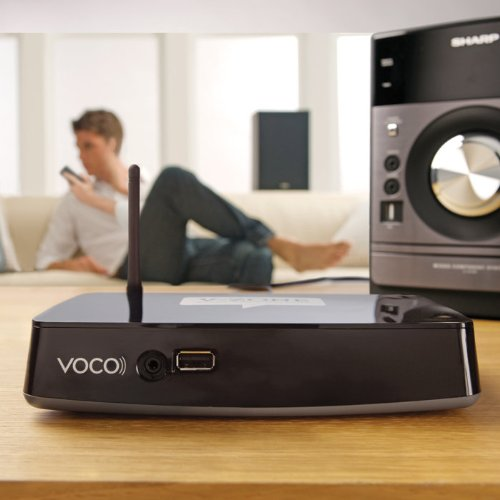 Voco VZ03 V-Zone Receiver (Black)