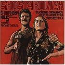 Chostakovitch : Symphonie N� 5 / Scriabine : Prom�th�e, Le Po�me Du Feu
