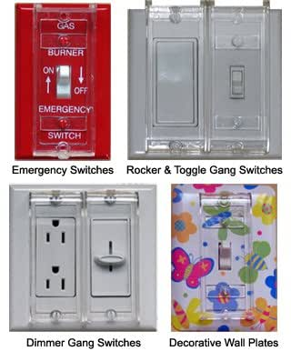 clearview child resistant handicap accessible switch