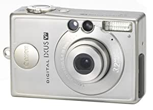 Canon Ixus V3 Digital Camera [3MP 2xOptical]