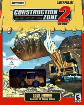 Cat Construction Zone 2 (Jewel Case)