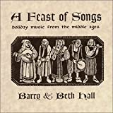 41V95RH7XFL. SL160  A Feast of Songs: Holiday Music from the Middle Ages