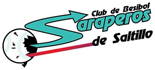 saraperos-de-saltillo-set-of-2-milb-minor-baseball-sport-art-vinyl-sticker-home-decor-35-x-15-cm
