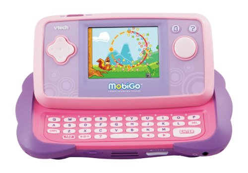 VTech - MobiGo Touch Learning System - Pink (Mobigo compare prices)