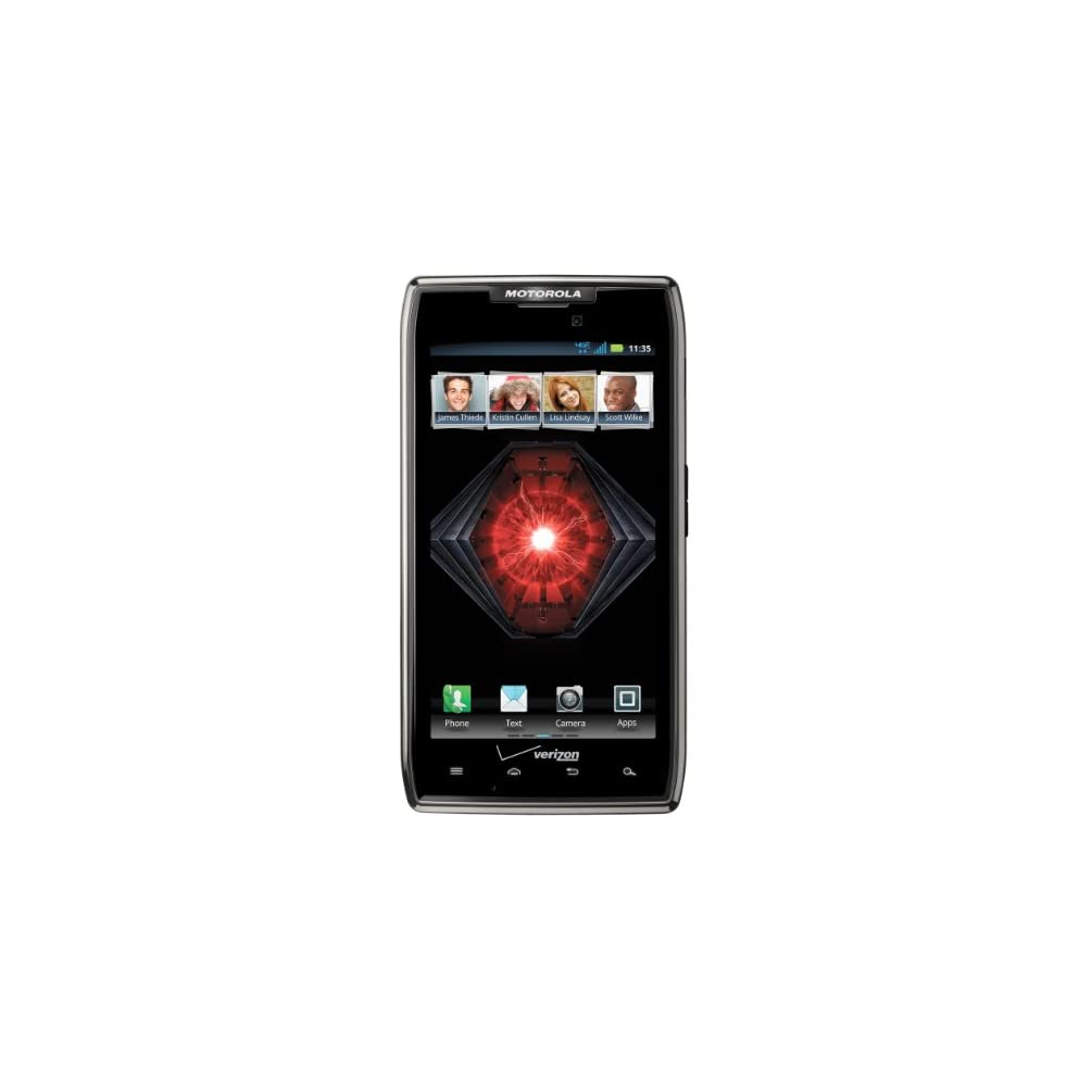 Motorola DROID RAZR MAXX 4G Android Phone, Black 32GB (Verizon Wireless) + Free $40 Verizon Credit