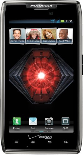 Motorola DROID RAZR MAXX 4G Android Phone, Black 32GB  (Verizon Wireless)