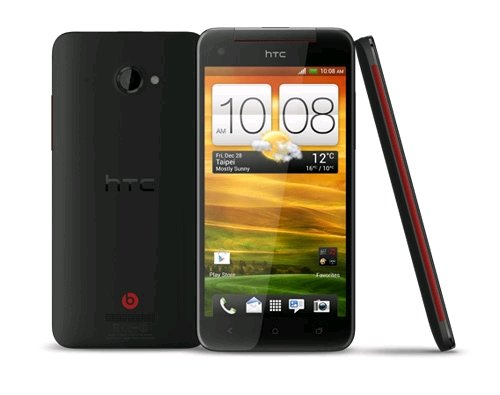 Htc Butterfly X920D 16Gb Unlocked Gsm 4G Lte Android Smartphone W/ Beats Audio Sound, 8Mp Camera, Quad-Core Processor- Black