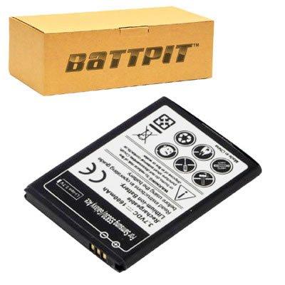 BattPit Handy Ersatzakkus für Samsung Galaxy Ace Duos (1600 mah)