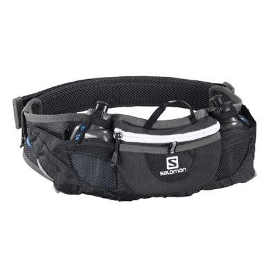 Salomon Salomon XR Energy Iron Bottle Belt, Blue/Black