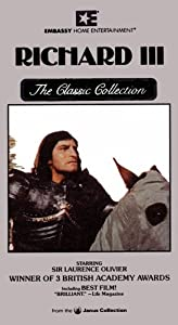 Richard III (The Classic Collection) [VHS]