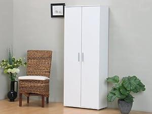 xl schuhschrank aufbewahrungsschrank kleiderschrank. Black Bedroom Furniture Sets. Home Design Ideas