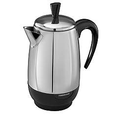 Farberware PK8000SS 8-Cup Coffee Percolator