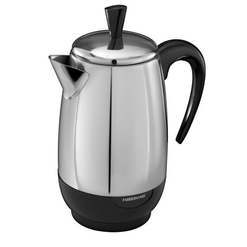 Best Price! Farberware PK8000SS 8-Cup Coffee Percolator