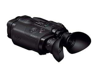 Sony DEV-3 Jumelles à enregistrement numérique HD 3D 7 Mpix Noir