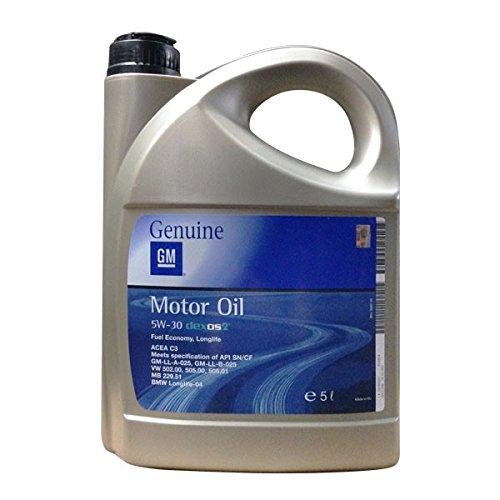 opel-dexos2-5-w30-aceite-de-motor-5-litros