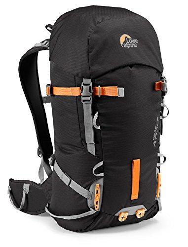 lowe-alpine-peak-attack-32-zaino-black-pumpkin