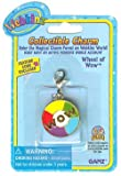 Webkinz Wheel of Wow Charm