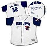 Roy Halladay Signed Toronto Blue Jays Limtied Edition Jersey - 03-Cy Pro Stat at Amazon.com