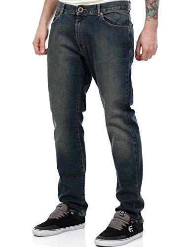 Jeans Volcom Activist Ii Vertiver Grigio (28 Vita X 30 = Eu 42 , Grigio)